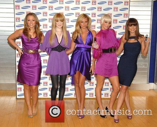 Kimberley Walsh, Nicola Roberts, Nadine Coyle, Sarah Harding,...