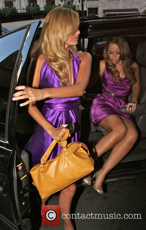 Nadine Coyle and Kimberley Walsh 3