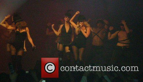 Cheryl Cole, Girls Aloud, Nadine Coyle and Sarah Harding 4