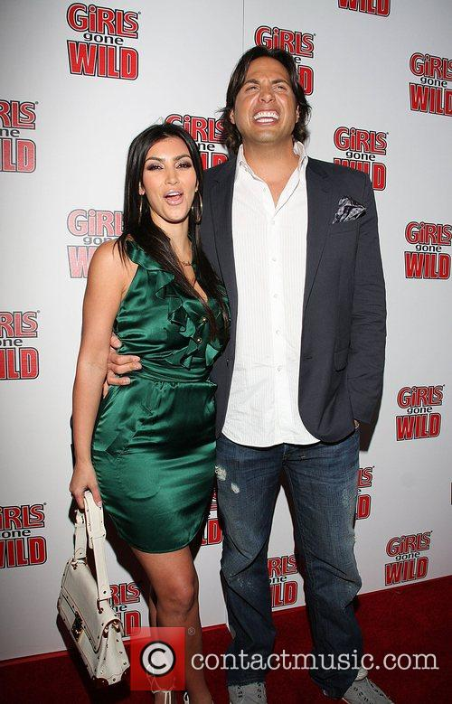 Kim Kardashian and Joe Francis 1