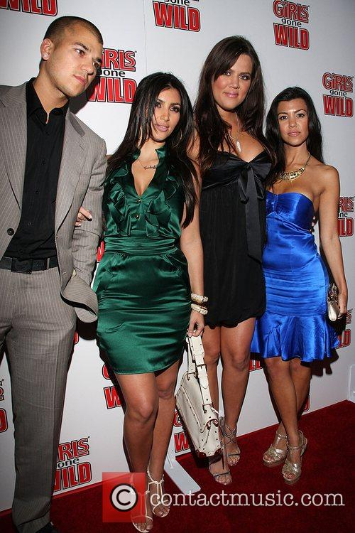 Robert Kardashian Jr and Kim Kardashian 2