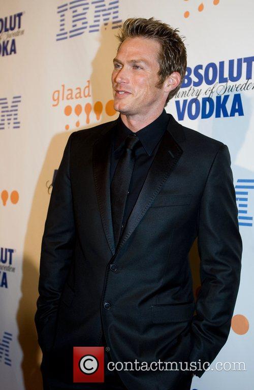 Jason Lewis GLAAD Media Awards held at The...