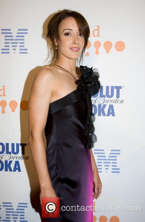 Jennifer Beals GLAAD Media Awards held at The...