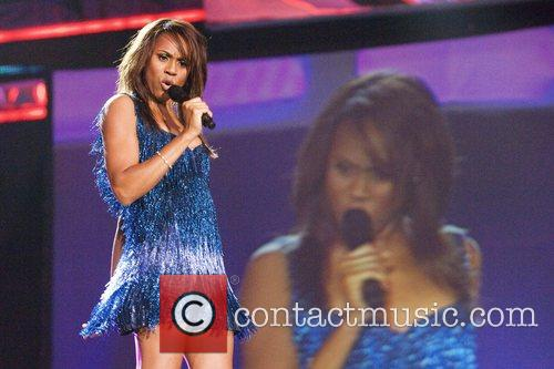 Deborah Cox performs at the GLAAD Media Awards...