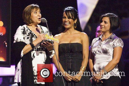 Guests GLAAD Media Awards at the Seminole Hard...