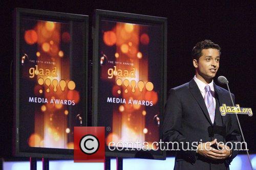 Jai, Rodriguez GLAAD Media Awards at the Seminole...