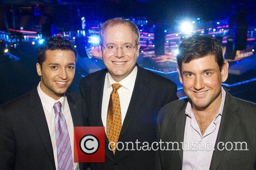 Jai, Rodriguez, David Young and Michael Gongora GLAAD...