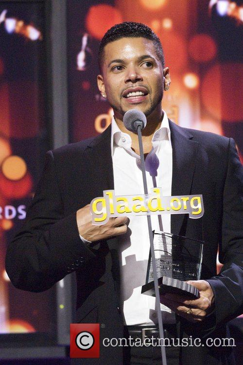 Wilson Cruz  GLAAD Media Awards at the...