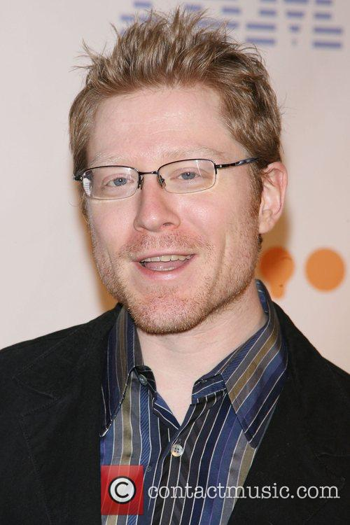 Anthony Rapp and New York Marriott Marquis 1
