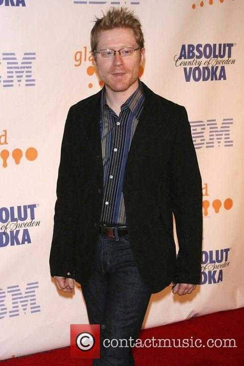 Anthony Rapp and New York Marriott Marquis 3