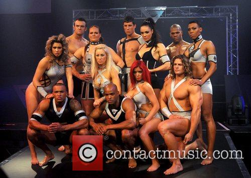 The New Gladiators Sky One launches the comeback...