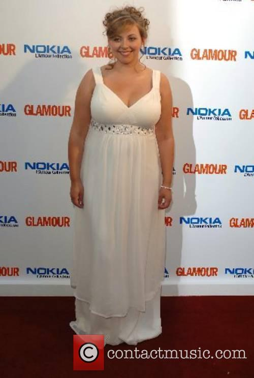 Charlotte Church, Berkeley Square Gardens, Glamour Women Of The Year Awards
