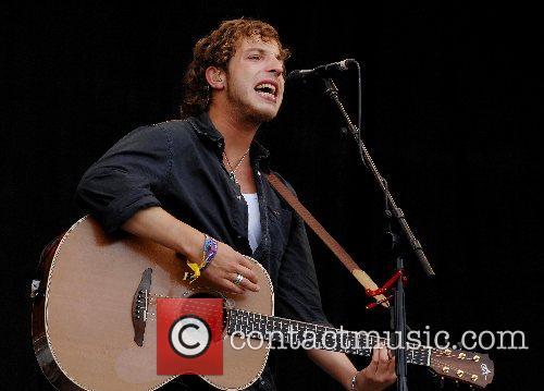 James Morrison 2007 Glastonbury Festival day 3...
