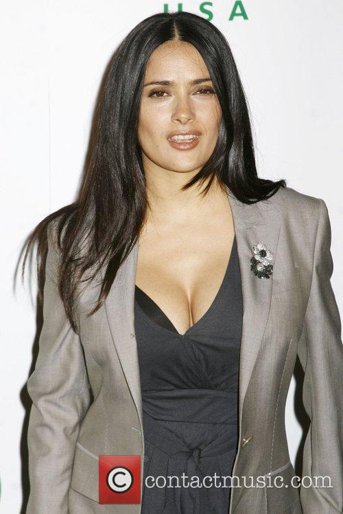 salma hayek breastfeeding addiction. images salma hayek wallpapers