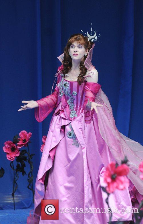 'A Midsummer Nights Dream' at Shakespeare's Globe Theatre