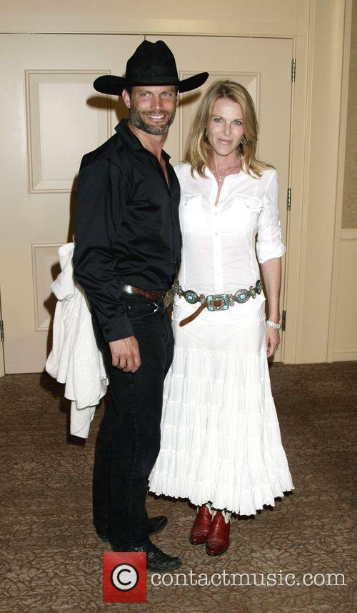 Catherine Van Dien Oxenberg and guest The 25th...
