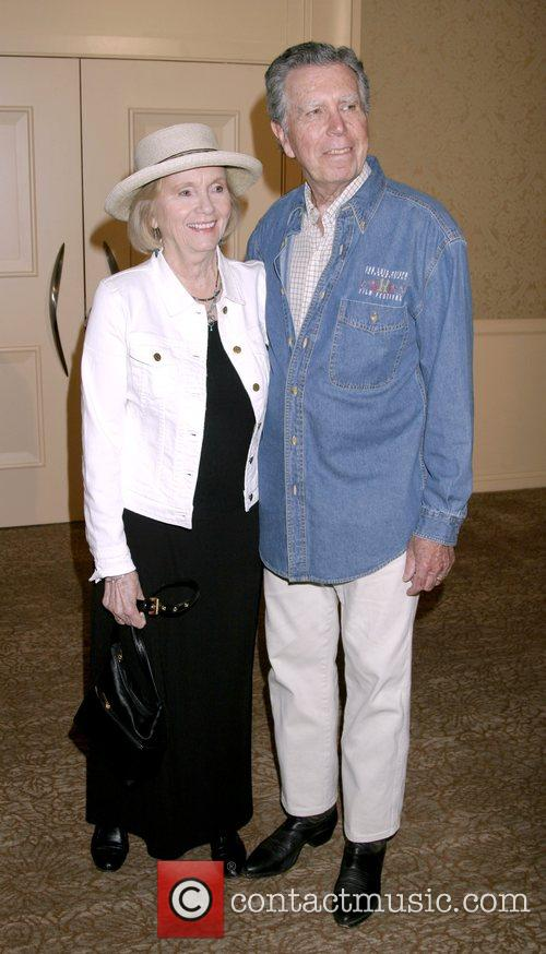 Eve Marie Saint and husband The 25th Annual...