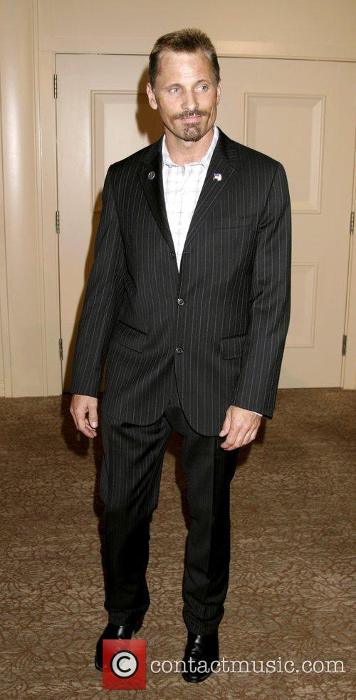 Viggo Mortensen The 25th Annual Golden Boot Awards...