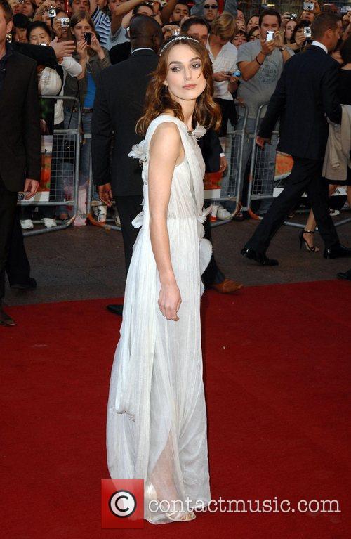 Julia Roberts, Cate Blanchett, Denzel Washington, Jodie Foster, John Travolta, George Clooney, Johnny Depp, Keira Knightley, Odeon Leicester Square, Golden Globe Awards