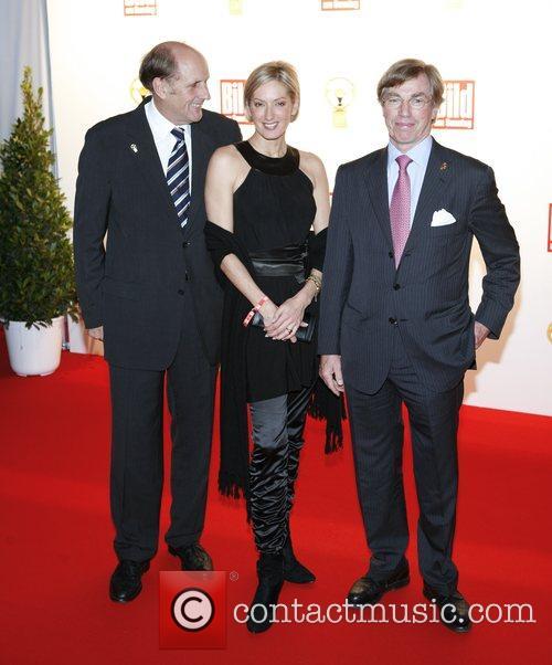 Hans-Joachim Stuck, Sylvia Stuck, Leopold Prinz von Bayern...