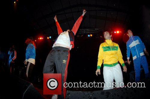 Goldie Lookin Chain and Nass Festival 9