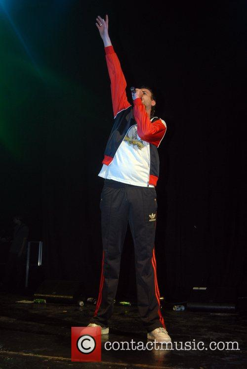 Goldie Lookin Chain and Nass Festival 15