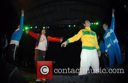 Goldie Lookin Chain and Nass Festival 7