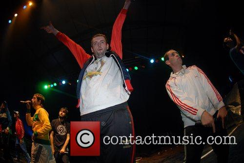 Goldie Lookin Chain and Nass Festival 5