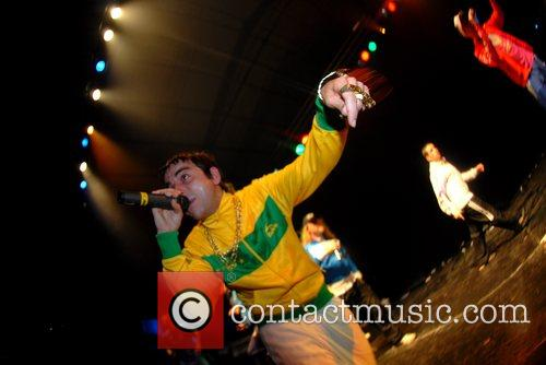 Goldie Lookin Chain and Nass Festival 17