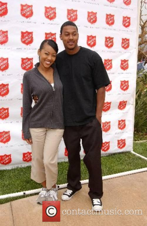 Denyce Lawton and Wesley Jonat Inaugural Salvation Army...