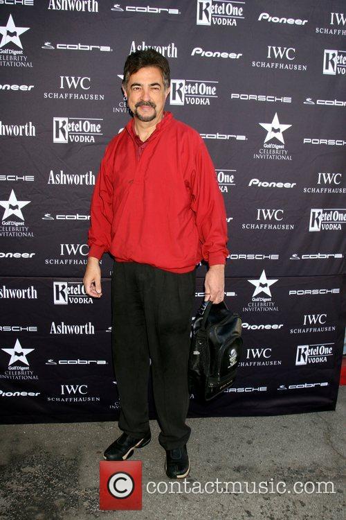 Joe Mantegna Golf Digest Celebrity Invitational Golf Tournament...