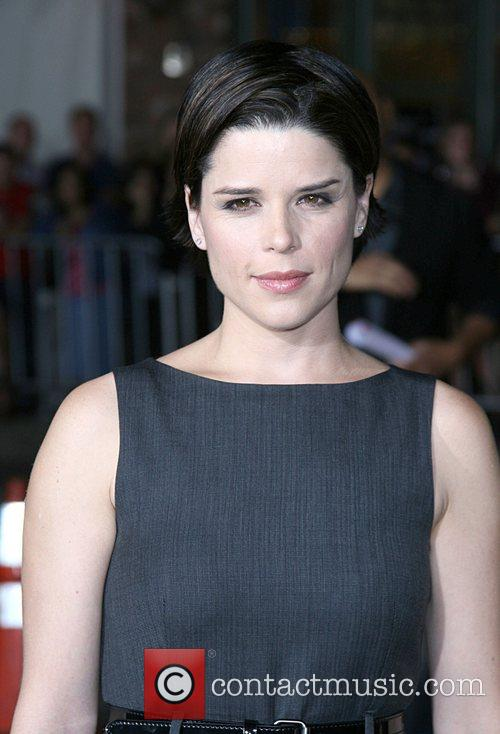 Neve Campbell Los Angeles premiere of 'Gone Baby...