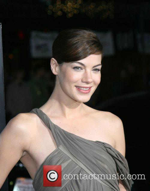 Michelle Monaghan Los Angeles premiere of 'Gone Baby...