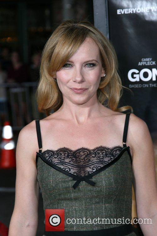 Amy Ryan Los Angeles premiere of 'Gone Baby...