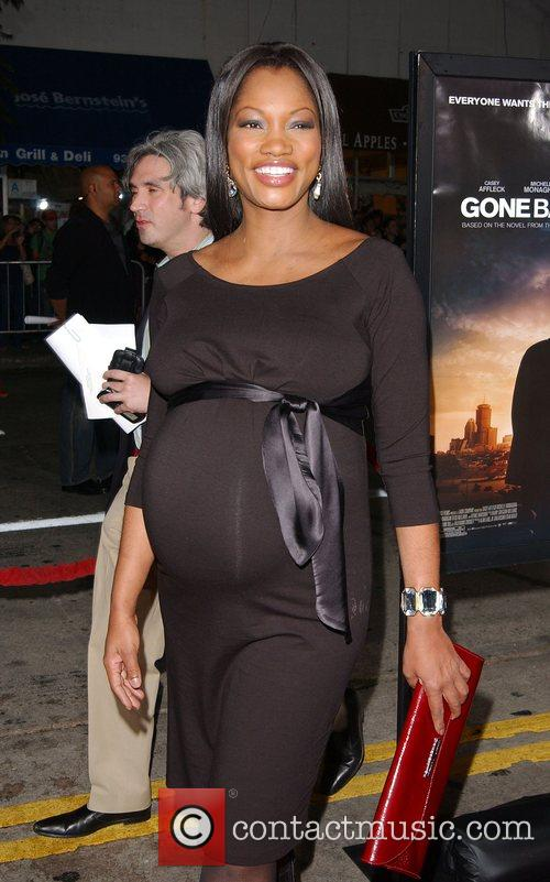 Garcelle Beauvais Los Angeles premiere of 'Gone Baby...