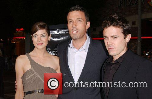 Michelle Monaghan, Ben Affleck and Casey Affleck Los...