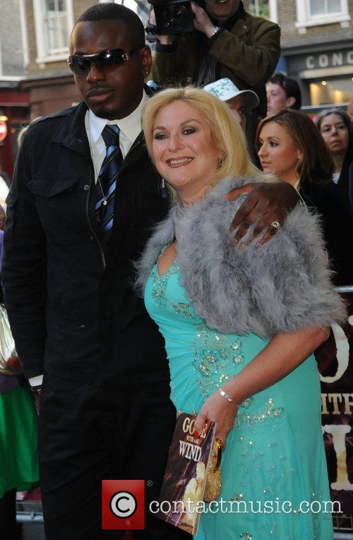 Ben Ofoedu, Gone With The Wind and Vanessa Feltz 5
