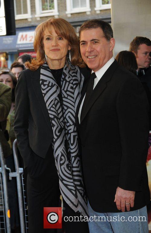 Margareth Martin and Aldo Scrofani  attends the...