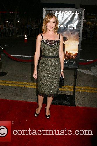 Amy Ryan  Los Angeles premiere of 'Gone...