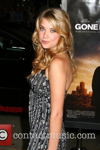 Ashley Benson  Los Angeles premiere of 'Gone...