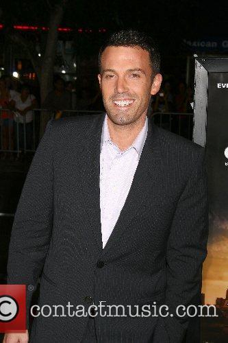 Ben Affleck Los Angeles premiere of 'Gone Baby...