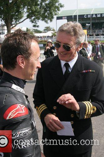 Jeremy McWilliams and Tony Jardine Goodwood Revival 2007...