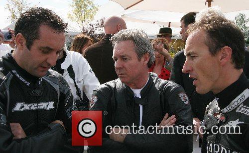 Michael Rutter, Wayne Gardner and Jeremy McWilliams Goodwood...