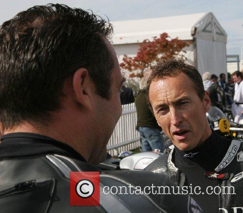 Jeremy McWilliams and Michael Rutter Goodwood Revival 2007...