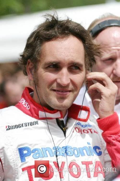 Franck Montagny Goodwood Festival Of Speed Chichester, England