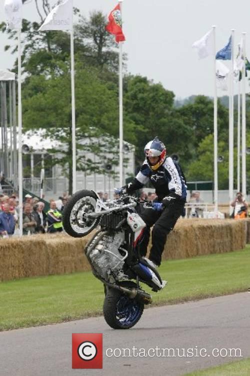 Chris Pfeiffer Goodwood Festival Of Speed Chichester, England
