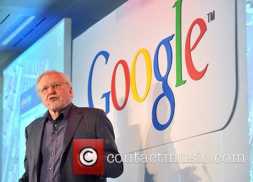 The launch of Google Earth Outreach held at...