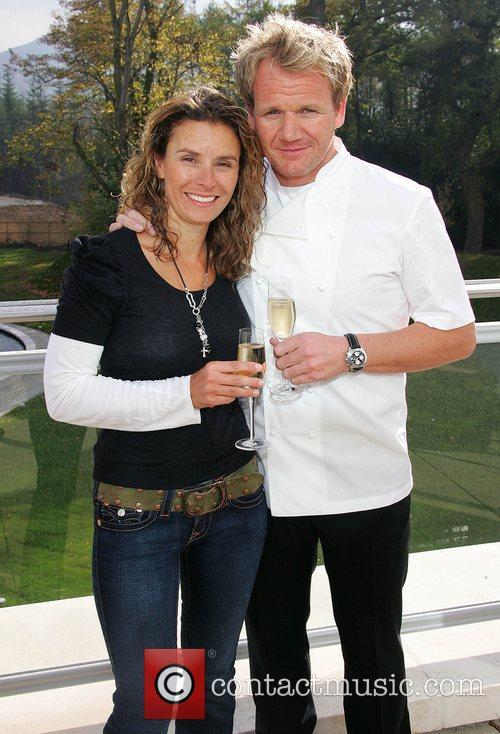 Tana Ramsay and Gordon Ramsay 3