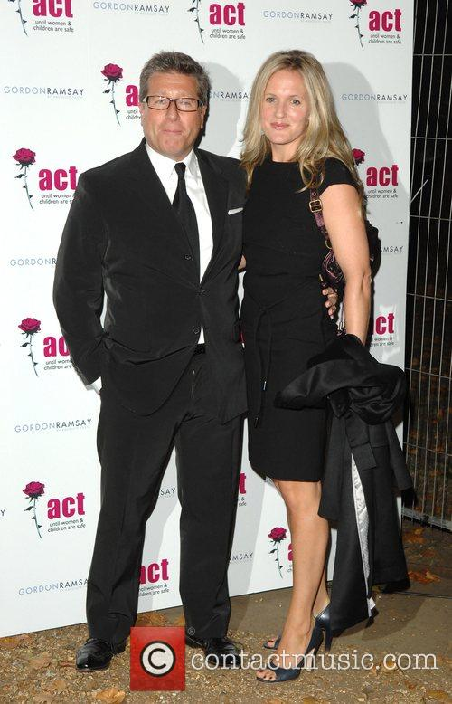 Neil Fox and guest arrive at Gordon and...