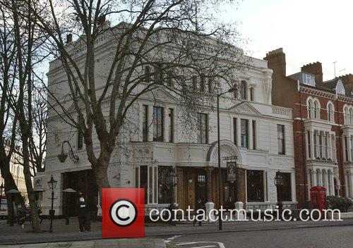 The Warrington Hotel public house owned by Gordon...